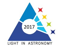 Logo Light in Astronomy 2017