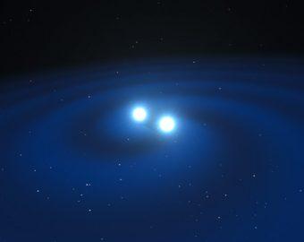 fusione di stelle di neutroni