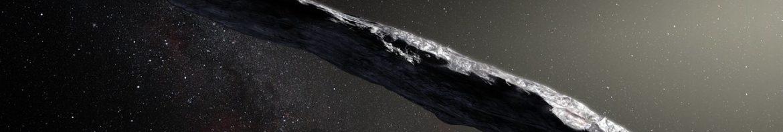 Ecco 'Oumuamua, il nostro ospite interstellare | MEDIA INAF