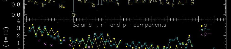 Oltre il ferro: nucleosintesi di isotopi pesanti | MEDIA INAF