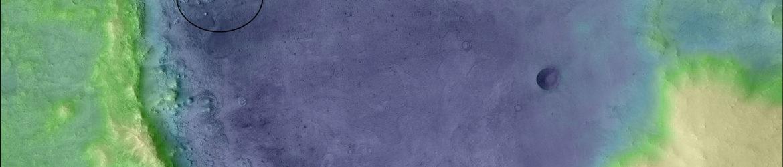 A caccia di fossili nel cratere marziano Jezero | MEDIA INAF
