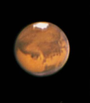 Marte all'opposizione